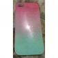 Toophone cas JOYLAND Gradient Pink Glitter poudre TPU pour l'iPhone 5/5S ®