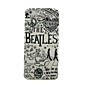 The Beatles Pattern Hard Case for iPhone5/5S