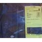 df® virar TPU silicone fino caso de corpo inteiro claro macio para Samsung Galaxy G800 s5 mini (cores sortidas)