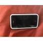 어두운 테두리 iPhone4/4S를위한 투명한 뒤 케이스 글로우