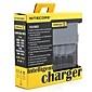 I4 Chargeurs Chargement Rapide Haute qualité pour Li-ion Nickel Metal Hydride Nickel Cadmium 26650, 22650, 18650, 17670, 18490, 17500,