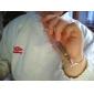 Муж. Ожерелья с подвесками Бижутерия Дракон Медь Сплав Уникальный дизайн Мода бижутерия Бижутерия Назначение Для вечеринок Спорт