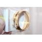 U7® 18K Real Gold Plated Vintage Hoop Earring