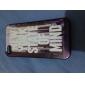 New York State of Mind padrão caixa de plástico rígido para iPhone 4/4S
