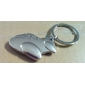 Personalized Engraved Gift Creative Plane Shaped Keychain