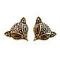 Korea earrings earrings fox retro seductive personality  E288