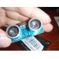 Ультразвуковой датчик HC-SR04 Расстояние измерительный модуль - синий + серебро