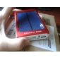 아이폰 6/6 휴대용 태양 전원 은행 외부 배터리 플러스 / 삼성 S4 / S5 (모듬 색상, 6000mah)