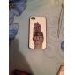 O Padrão de Jogos Vorazes plástico duro para o iPhone 4/4S