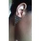 Boucles d'oreille goujon Bijoux Femme Quotidien Or Alliage Doré