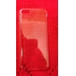 Solid Color Transparent Back Case for iPhone 5C