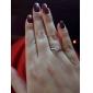 Z&X® (1 шт) Классический женские прозрачные стразы кольца