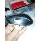 2.4ghz ergonomique jeu sans fil souris optique 1600dpi 6 touches