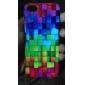 Красочные сетке IMD дело на iPhone 5/5S