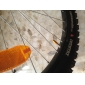 bicicleta válvula de tampas para válvula presta (1 par)
