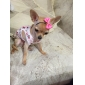 Собака Аксессуары для создания прически Бант Одежда для собак Цвет в случайном порядке Костюм Для домашних животных