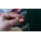 여성 밴드 반지 의상 보석 은 도금 합금 보석류 제품 파티 일상
