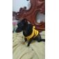 Chat Chien Costume Pulls à capuche Vêtements pour Chien Mignon Cosplay Animal Jaune Costume Pour les animaux domestiques