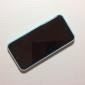 многоцветные мягкие ТПУ кадров гель прозрачный скраб шт трудно обратно случай для IPhone 6 (разных цветов)