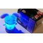 Coway encantador do amor do coelho colorido LED Night Light