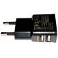 2 порта USB-порта для зарядного устройства eu plug для iphone 8 7 samsung s8 s7 huawei sony xiaomi smartphone device