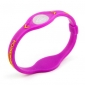 Fashion Silicone  Power Energy Purple  Bracelest  for Balance of  Children