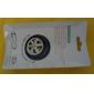 자동차 바퀴 7가지 컬러 볼모양 헤드 파이어플라이 램프 조명