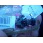 (1 шт) Урожай (Кошка) Черное ожерелье сплава (черный)