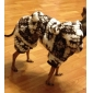 Dog Jumpsuit Pajamas Dog Clothes Cute Casual/Daily Snowflake Gray Brown Red Blue Costume For Pets