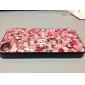 Coque pour iPhone 4/4S, Motif Roses Rouges