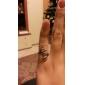 Ретро панк женский демон острыми когтями колец (случайный цвет)
