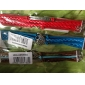 (1 Pc) Sweet 7Cm Women'S Multicolor Fabric Wrap Bracelet(Blue,Red And More) Christmas Gifts