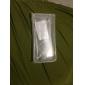 Ultrafinos Silicone Case Voltar para o iPhone 5/5S Transparente (cores sortidas)