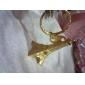 에펠 탑 열쇠 고리 (분류 된 색깔)