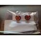 Boucles d'oreille goujon Acrylique Alliage British Drapeau Le drapeau de l'Angleterre Bijoux Quotidien