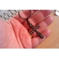 Fashion Stainless Steel Crucifix Pendant Necklace