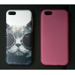 For Pattern Case Back Cover Case Cat Hard PC for Apple iPhone 5c
