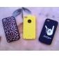 Mode Case Leopard Motif dur pour l'iPhone 4/4S