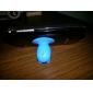 Support de téléphone support de montage support de porc plastique pour téléphone mobile (couleur aléatoire)