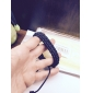 남성용 빈티지 팔찌 포장 팔찌 유니크 디자인 패션 패브릭 보석류 블랙 브라운 보석류 용 스포츠 크리스마스 선물 1PC