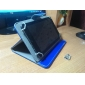 for Universal Full Body Cases Cases With Stand Solid Color PU Leather Material