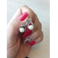 Stud Earrings Drop Earrings Pearl Rhinestone Alloy Drop White Jewelry Wedding Party Daily Casual