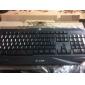 A9 Waterproof Professional Wired USB Keyboard Luminous Gaming