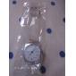 Жен. Модные часы Кварцевый Pезина Группа Белый