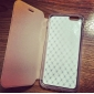 Pour Coque iPhone 6 Coques iPhone 6 Plus Avec Support Clapet Coque Coque Intégrale Coque Forme Géométrique Dur Cuir PU pouriPhone 6s