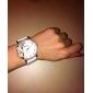 아가씨들 패션 시계 모조 다이아몬드 석영 밴드 스파클 꽃패턴 블랙 화이트 블루 브라운 로즈