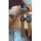 Damskie Modny Zegarek na nadgarstek Zegarek na bransoletce Na codzień Kwarcowy sztuczna Diament Stop Pasmo Kółko Elegancki Srebro