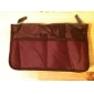 Double Zipper Multifunctional Package Bag