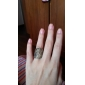 반지,문자 반지,보석류 합금 코퍼리5 남성