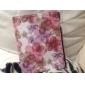 360 Graus Rotatable Blooming Teste padrão Full Body Flor com suporte para iPad 2/3/4 (cores sortidas)